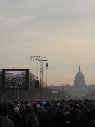 Inauguration 2009 018