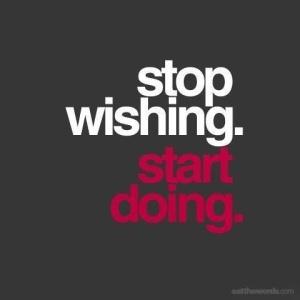 StopWishing